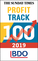 The Sunday Times Profit Track 100 2019