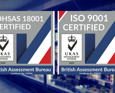 Lowe Achieve ISO 9001 and 18001 Accreditation