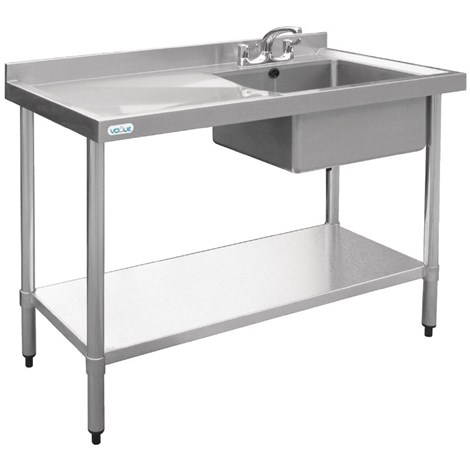 H21A Stainless Steel Sink Single Bowl H21A Spec Sheet.jpg