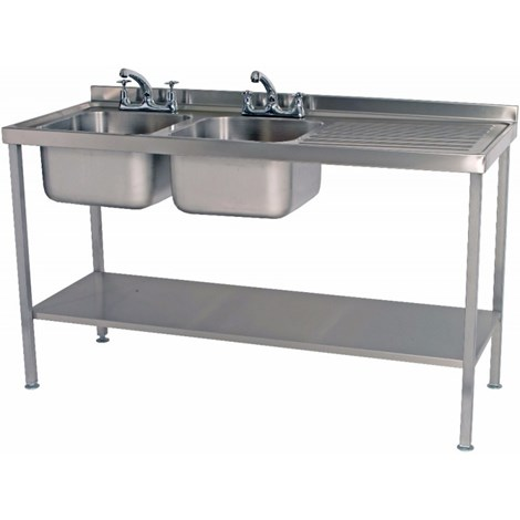 H21B Stainless Steel Sink Double Bowl H21B Spec Sheet.jpg