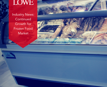Industry News: Continued Growth for Frozen Food Market