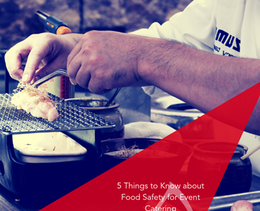 5 Things to Know About Food Safety for Event Catering