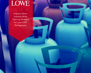 Industry News: Industry-Wide Training Needed for Low-GWP Refrigerants