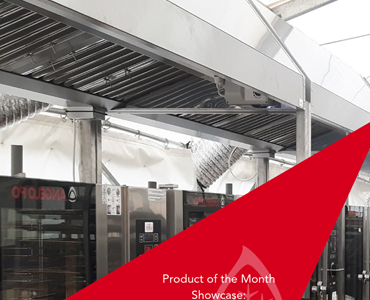 Product of the Month Showcase: 2.1m Extractor Hood