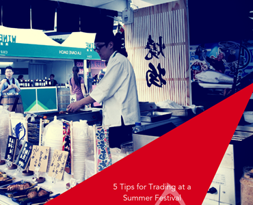 5 Tips for Trading at a Summer Festival