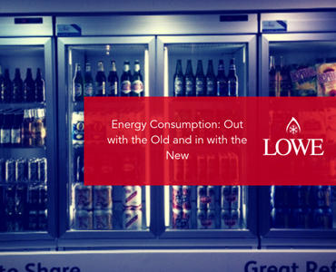 Energy consumption – Out with the old and in with the new