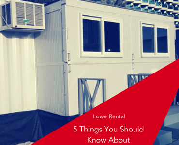 5 Things You Should Know About Temporary Kitchens