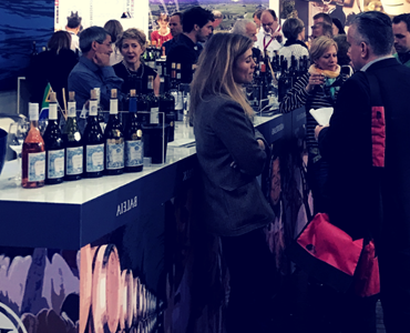 Supplier at Prowein 2019