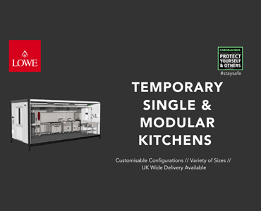 5 Things to Know About Temporary Kitchens